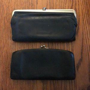 Hobo clutch & Hobo wallet